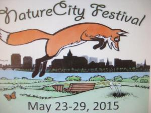 NatureCity Festival celebrates nature in the city of Saskatoon, SK, each spring.